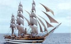 Livorno: la nave-scuola Amerigo Vespucci rinnovata. In mostra a Napoli dal 27 giugno