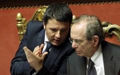 Pensioni, perequazione: Renzi vuol rinviare la decisione perché teme di perdere milioni di voti alle regionali. Ma l'Ue vuole i conti subito...