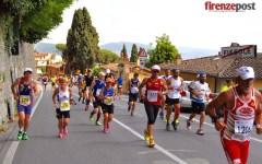 Firenze-Faenza, partita la «100 km del Passatore 2015»: le foto dei partecipanti
