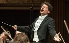 Firenze: l'ORT chiude la stagione con Daniele Rustioni e Francesca Dego in concerto