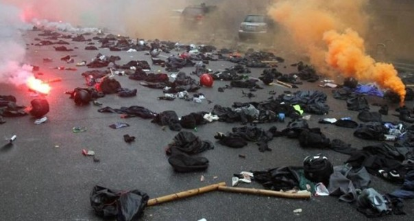 Milano conta i danni
