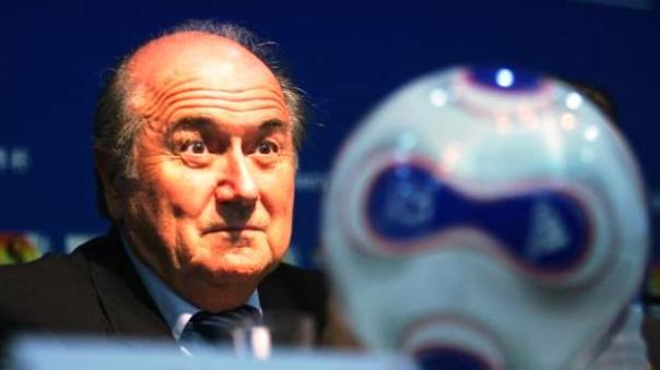 Sepp Blatter, presidente della Fifa