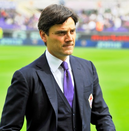 Vincenzo Montella ora il chiodo fisso: la rimonta contro il Siviglia
