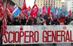 Scuola, sciopero generale il 5 maggio: dalla Toscana pullman con 6 mila persone. Può saltare il 70% delle lezioni