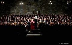 Estate Fiesolana: al Teatro Romano Johanna Knauf dirige «Le Roi David» di Honegger