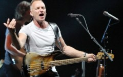 Sting, tre concerti in Italia d'estate: il 28 luglio a Firenze, alle Cascine. Con Back To Bass Tour 2016
