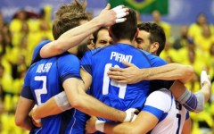 Firenze, Volley World League 2015: big match Italia-Brasile al Mandela Forum