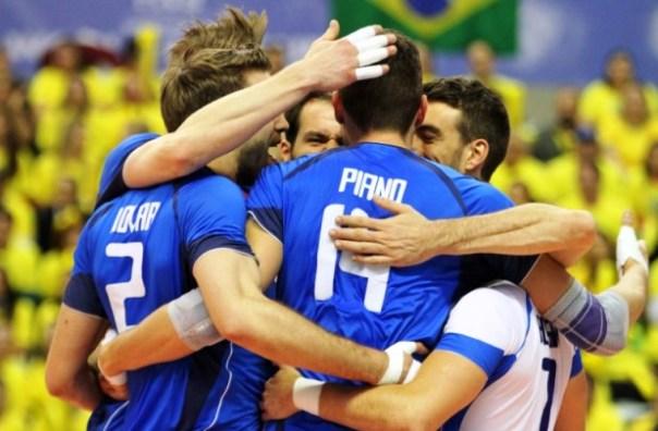 Volley World League 2015, Italia-Brasile si gioca a Roma il 19 giugno e poi a Firenze il 21