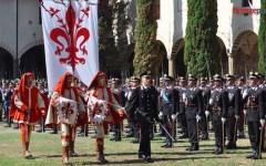 Scuola Marescialli Carabinieri, «promossi» 400 nuovi comandanti. Conclusi i corsi 2014-2015 (FOTOGALLERY)