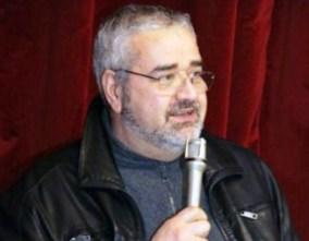 Don Luca Bongini, parroco di Mezzana