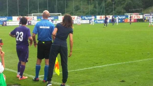 Momenro magico durante l'amichevole con il Carpi: torna in campo Pepito Rossi dopo un anno d'assenza