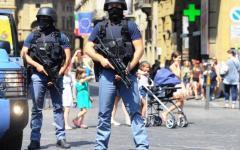 Venezia: arrestato sospetto terrorista turco con machete. Fermati altri 5 connazionali
