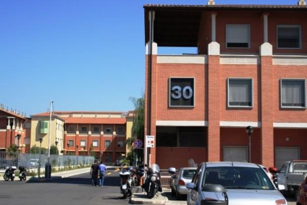 Ospedale di Cisanello, l'edificio 30