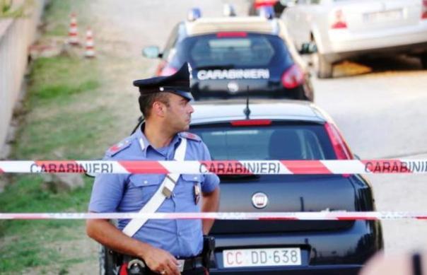 Stabbia di Cerreto, omicidio suicidio. Indagano i carabinieri