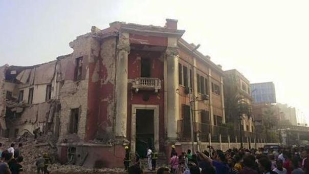 Consolato italiano al Cairo