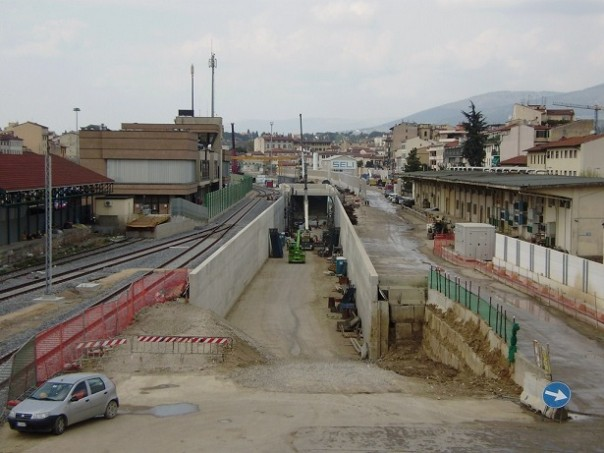 lavori tunnel tav