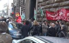 Province: manifestazione nazionale dei dipendenti. Il consiglio regionale della Toscana discute i trasferimenti