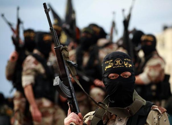 Combattenti della Jihad islamica
