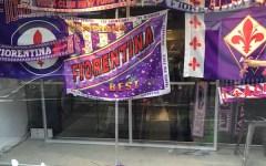 Londra si colora di viola per Chelsea-Fiorentina: Pepito Rossi star a Piccadilly Circus