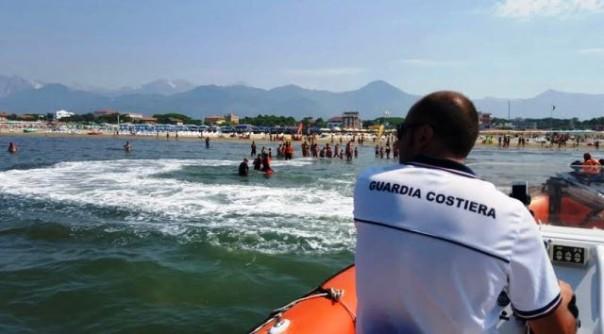 Guardia Costiera, la sorveglianza sule spiagge per Ferragosto