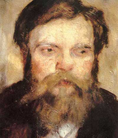 Ritratto Dino Campana (Giovanni Costetti 1913)