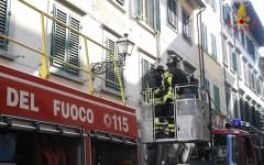 Firenze maltempo: tre tetti crollati in zona Gavinana. L'ultimo in via Cardinal Latino. Evacuati gli abitanti