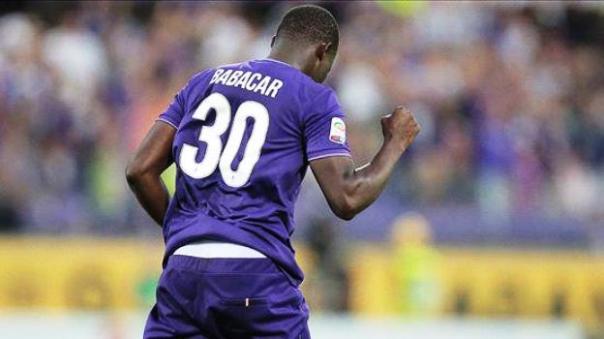 Khouma Babacar: per lui grave infortunio con la Sampdoria