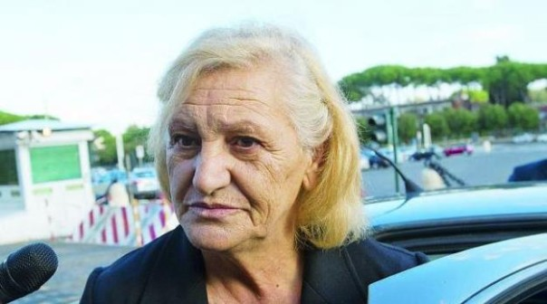 Cira Antignano, la madre di Daniele Franceschi