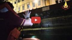 Intervento dei Vigili del Fuoco in Arno