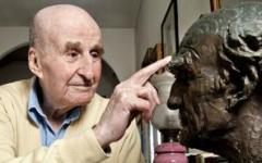 Pietrasanta: è morto Manlio Cancogni, scrittore e giornalista