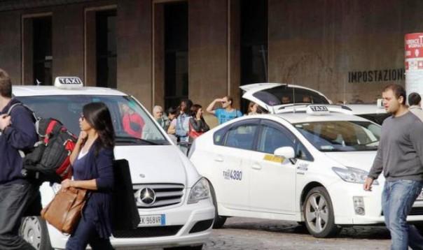 Taxi a Firenze