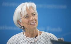 Immigrazione, Christine Lagarde (FMI): i migranti mettono in pericolo l'Unione Europea