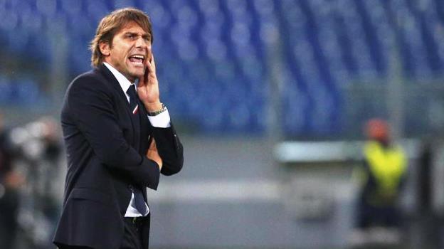 Antonio Conte, ct della Nazionale