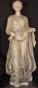 La statua di Carpo