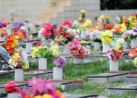 Commemorazione dei  morti 2015