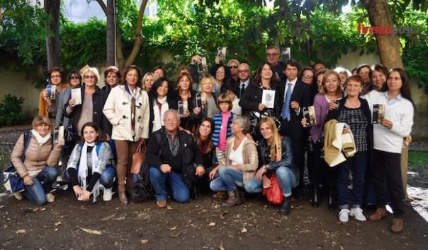 Un gruppo dei partecipanti al convegno di Firenze «Siamo adottati e stiamo bene – 2»