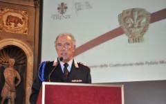 Marco Seniga, comandante della polizia municipale di Firenze