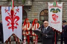 Il prefetto di Firenze Alessio Giuffrida
