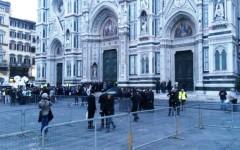 Firenze, piazza Duomo