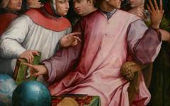 Arezzo, Giorgio Vasari: ritrovato il documento di battesimo. Datato 30 luglio 1511