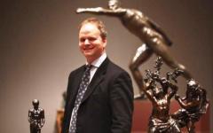 Firenze, Uffizi: il neodirettore Eike Schmidt visita a sorpresa il museo