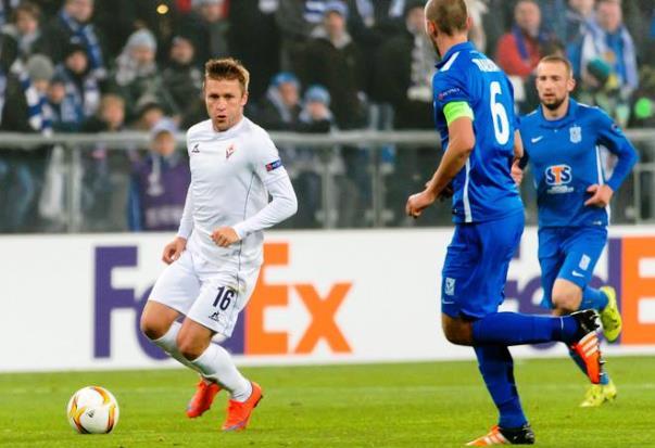 Kuba Blaszczykowski, in campo dal primo minuto al posto dello squalificato Bernardeschi