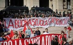 #la buona scuola: il tribunale di Trani dà ragione a un'insegnante pugliese e revoca il suo trasferimento al Nord