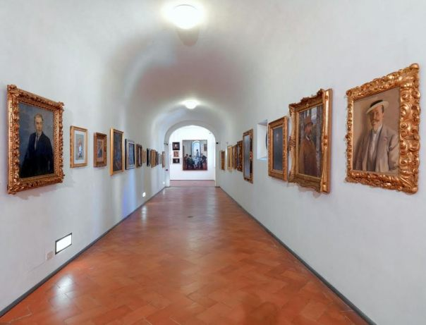 Il Corridoio Vasariano e la Galleria degli Aurotitratti d'artisti