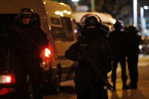 Blitz a Saint Denis