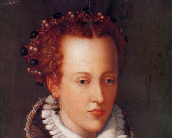 Alessandro Allori, Ritratto di Giovanna d'Austria