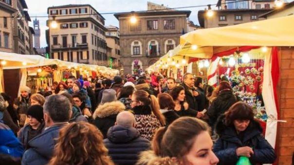 Musica e mercatini di Natale in tutta la Toscana