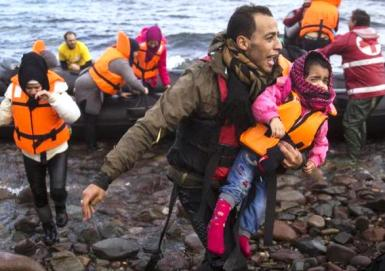 Turchia, un bambino profugo sopravvissuto alla traversata del Mediterraneo