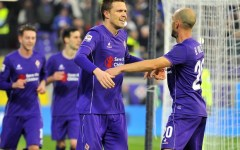 Fiorentina seconda in classifica. Demolita l'Udinese: 3-0. E domenica supersfida in casa Juve. Pagelle