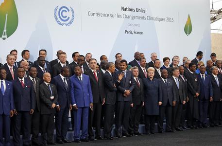 I partecipanti al COP 21